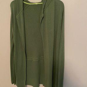 lululemon Wrap Sweater